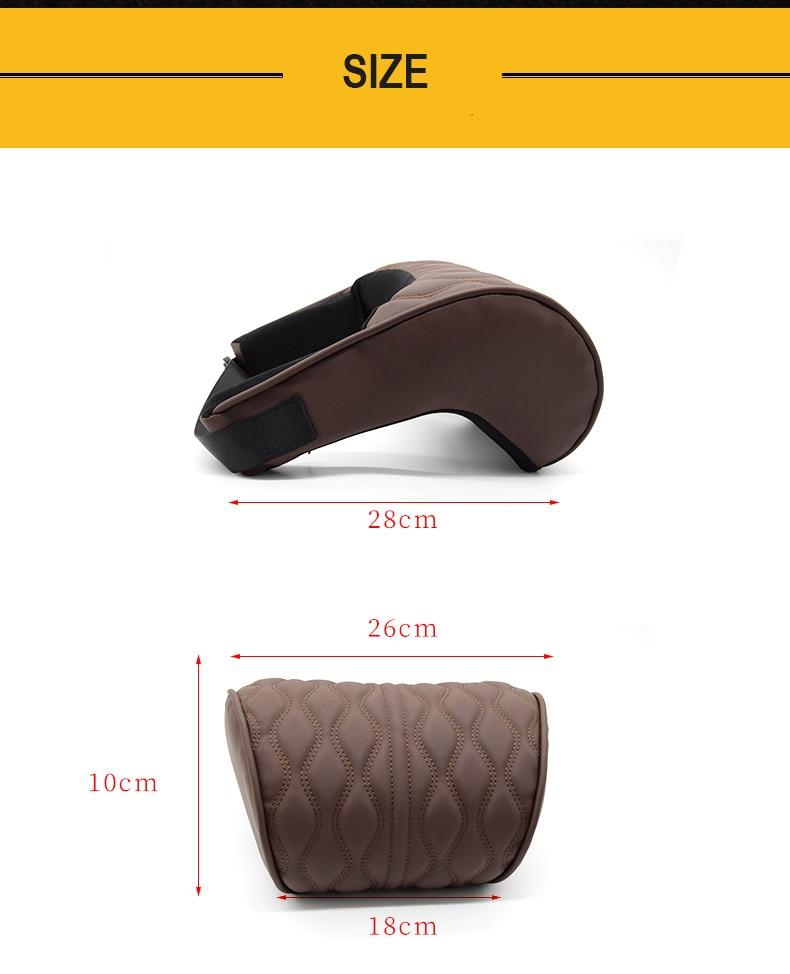 car pillow set 2
