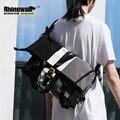 Rhinowalk 21L многофункциональная сумка-мессенджер для езды на велосипеде  работы  путешествий  деловой поездки  Портативная сумка для студентов ...