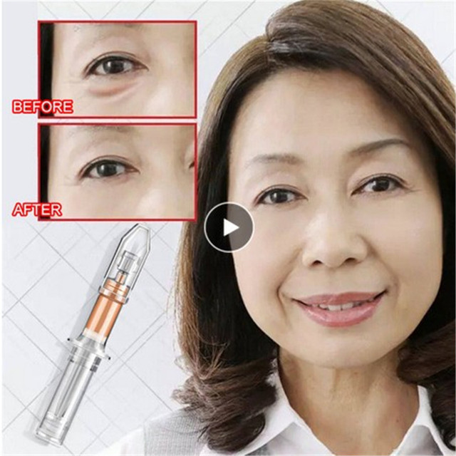 120S Eye Bag Removal Eye Cream Primer Anti Aging Remover Wrinkles Fine Lines Dark Circles Remove Puffiness Collagen Beauty TSLM1