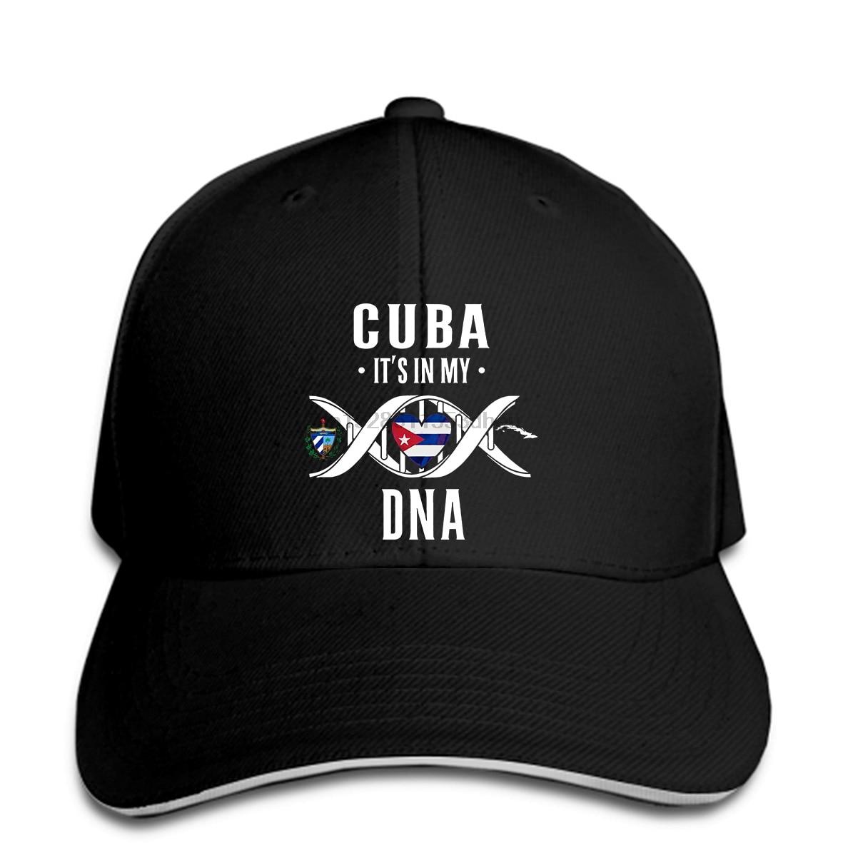 Cuba Cuban Baseball cap Proud Cuban Pride Stylized  snapback hat Peaked