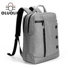 Men/Women Backpack Casual Waterproof Rucksack Business Laptop Travel Bagpack 14