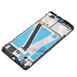 Image 5 - Trafalgar Display For Huawei Y9 2018 LCD Display Touch Screen Digitizer Assembly With Frame For Huawei Y9 2018 LCD FLA LX1 LX3