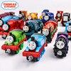 מקורי תומאס וחבר 1:43 רכבת דגם רכב חינוך Strackmaster צעצועים לילדים Diecast רכב Brinquedos יום הולדת מתנות