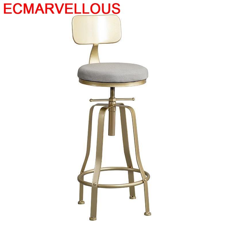 Tabouret De Comptoir Taburete Todos Tipos Fauteuil Banqueta Barkrukken Stuhl Sgabello Cadir Stool Modern Cadeira Silla Bar Chair