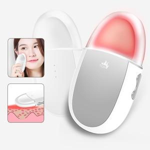 Image 3 - Ionic Eye Lift Anti Aging Machine Face Lift Huidverstrakking Ogen Zakken Remover Galvanische Spa Massage Apparaat Voor Gezicht Eye massager
