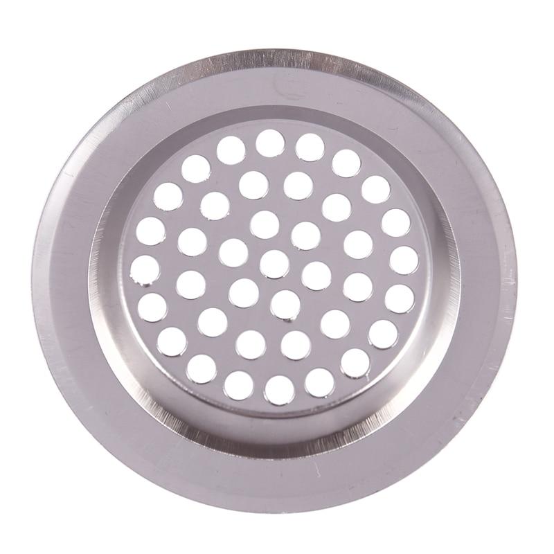 7.7cm Diameter Water Drain Stopper Plug Sink Basin Strainer For Kitchen