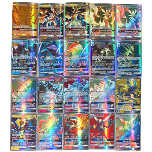 Image 4 - No Repeat 200 Pcs for Carte Cards Gx Shining Game Battle Carte Card Game for Children Toy