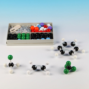 Image 5 - 179 pcs High school teachers and students organic chemistry atomic molecular model set atomic molecular structure model
