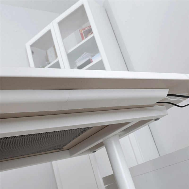 Hot Familie Muur Kabelmanagement Mouw Organizer Box Kabel Houders Desktop/Kantoor/TV/PC/Telefoon/ router Opbergdoos