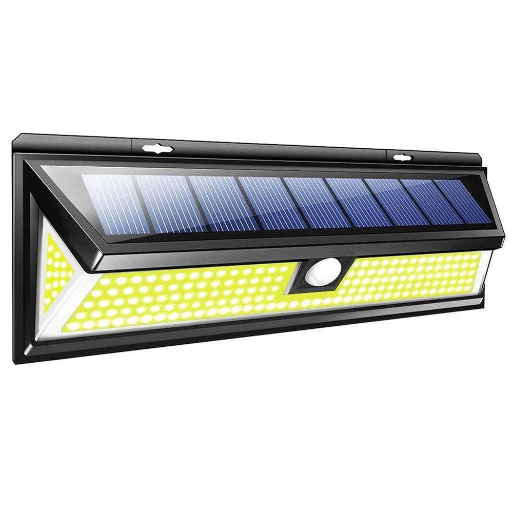 180 Chip COB Solar Light Waterproof Solar Rechargeable PIR Motion Sensor Night Outdoor Wall Lamp For Garden Decoration