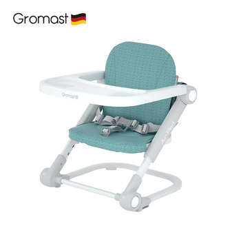 Gromast Light portable and foldable children booster seat for dining chair baby eating seat adjustable baby table chair for kids baby chair portable infant seat kids sofa toddler seat feeding children travel dining chair for children eating indoor dropship