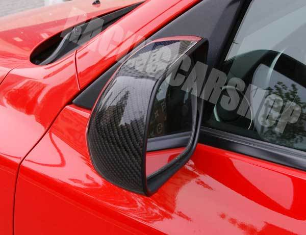 REAL CARBON FIBER MIRROR COVER For MAZDA 3 4D 5D  T044M 1