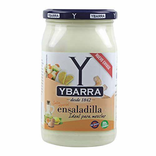 Mayonesa Salsa Ybarra Especial Ensaladillas 450 Ml