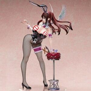 Image 3 - Séries magiques fille, reliure NATIVE RAITA, ERIKA KURAMOTO BUNNY Ver. Figurine en PVC, personnage de dessin animé pour fille SEXY, modèles de jouets