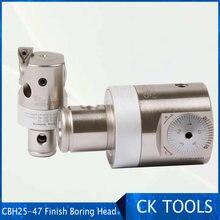 Ew enh cbh 25 47 сверлильная головка 001 мм фрезерный станок