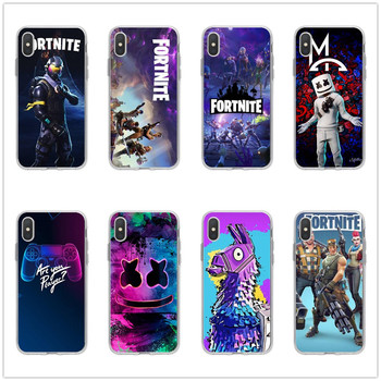 Fortnites Cartoon Game Original Painted Mobile Phone Case Apple IPhone 11 Pro XS Max X XR 6 6S 7 8 Plus 5S SE Fashion Cover 1
