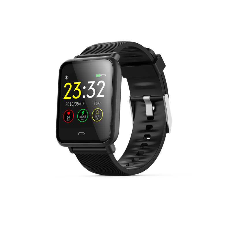 Q9 Smart Watch Blood Pressure Heart Rate Monitor IP67 Waterproof Sport Fitness Trakcer Watch Men Women <font><b>Smartwatch</b></font> PK p68 <font><b>p70</b></font> z03 image