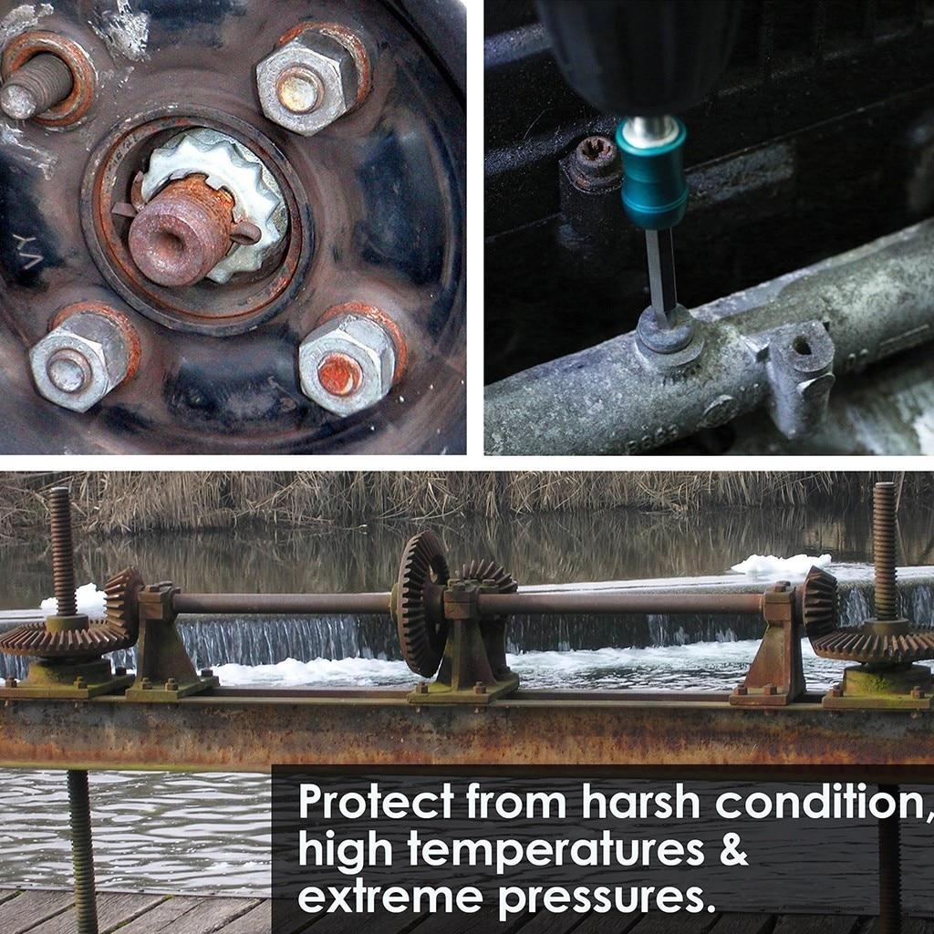 5 шт. анти-захватывающая смазка защищает от ржавчины и коррозии Lube смазочное масло защищает от# PY10