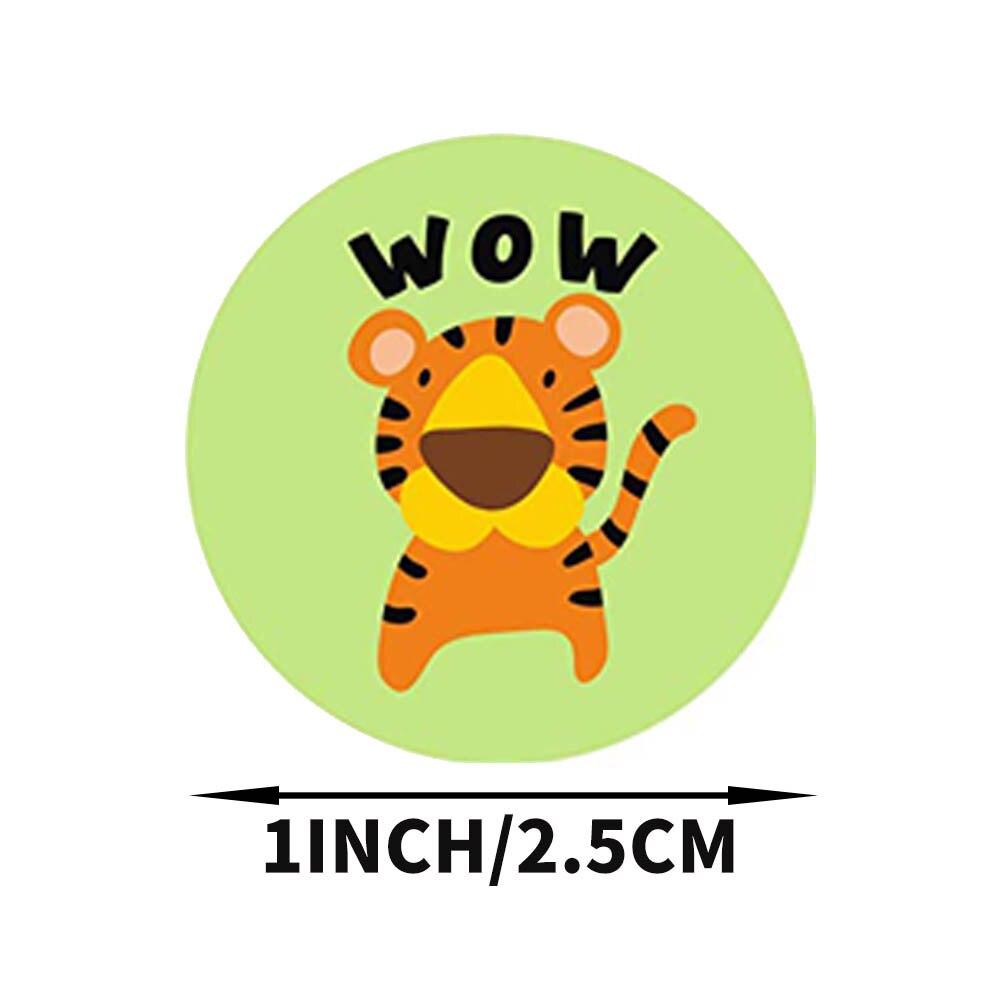 New 12sheets Stickers 3d Cartoon Kids Scrapbooking School Reward Xmas Cute Gift