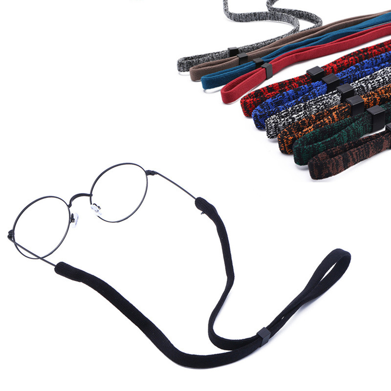 2019 Non-Slip Sunglasses Chain Sport Glasses Cord Eyeglasses Holder Eyewear Cord Neck Strap Lanyard Glasses Rope Accessories