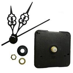 1 Set DIY Quartz Watch Silent Wall Clock Movement Quartz Repair Movement Clock Mechanism Parts With Needles