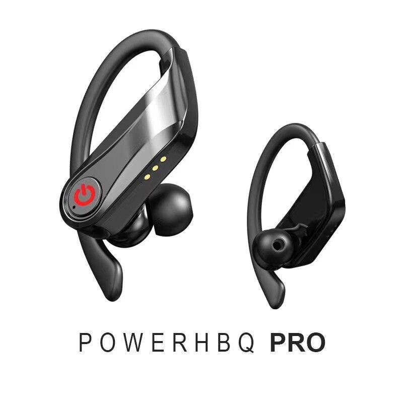 10 horas TWS Earbuds One-Step Emparelhamento Hi-Fi Stereo Handsfree Fones de Ouvido Sem Fio Bluetooth 5.0 Fones De Ouvido com Microfone fone de ouvido
