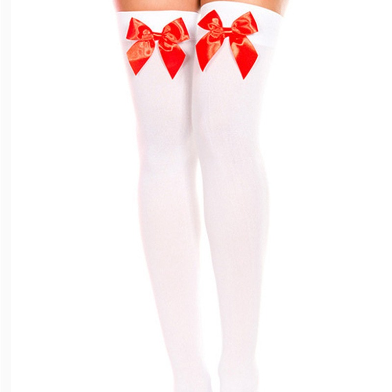 White x Red Bows
