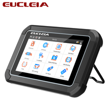 EUCLEIA S7C Full System OBD2 Scanner ABS EPB Airbag DPF Oil Reset ODB2 OBD 2 Code Reader With Portuguese PK MK808 Car Diagnostic