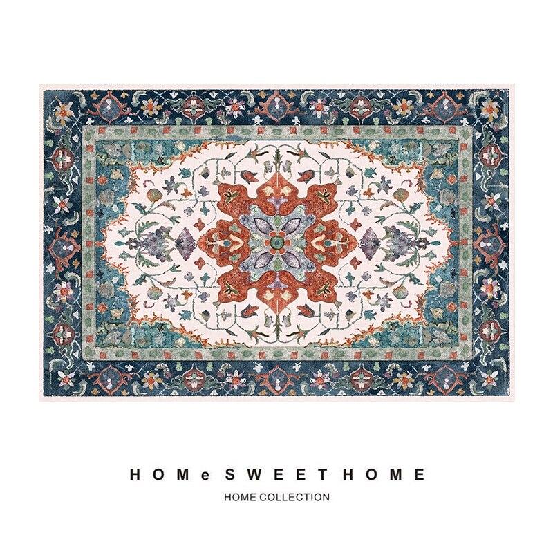 Haut de gamme 3D marque FF Logo haute et basse cheveux importés laine plus soie salon tapis chambre tapis, peut être personnalisé