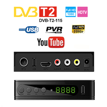 HD DVB-C DVB-T2 Receiver Satellite Wifi Free Digital TV Box DVB T2 DVBT2 Tuner DVB C M3u Youtube