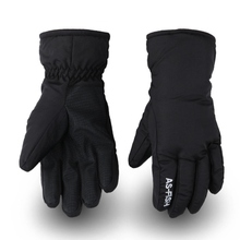 Adult Children Skiing Gloves Snowboard Waterproof Winter Sonw Warm Fleece Motorcycle Bicycle Snowmobile Riding