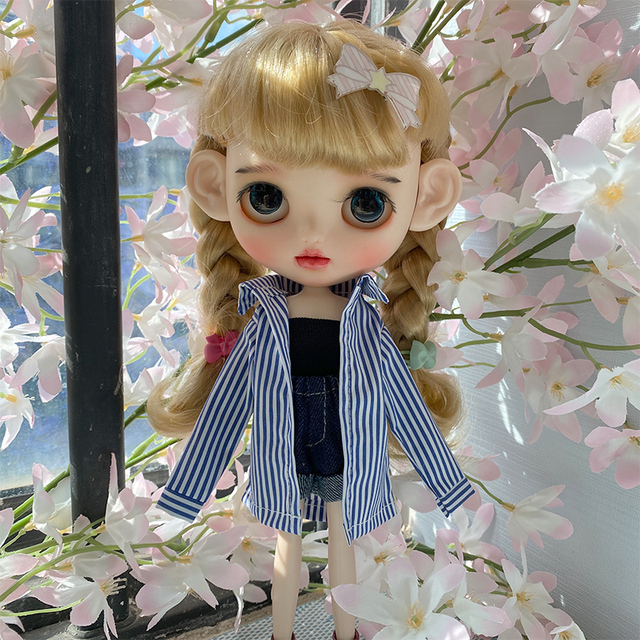 Doll Accessories Clothes For 1/6 Blyth Doll Outfit for blyth doll 1/6 Doll Best Gift 02