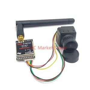 Image 2 - Receptor de vídeo fácil de usar, 5,8G, FPV, UVC, enlace descendente, OTG VR, teléfono Android + 5,8G, 25mW/200mW/600m, transmisor + CMOS 1200TVL, cámara fpv
