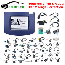 Correct-Tool Programmer-Digiprog Odometer 3-Obd2-Version with Eu/us/uk-plug Mileage Car
