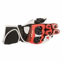 Alpin 4 Colors Genuine Leather GP Plus R V2 Motorcycle Long Gloves Racing Driving Motorbike Original Cowhide GP PRO Gloves|Gloves| |  -