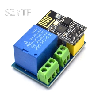 Image 2 - ESP8266โมดูลรีเลย์5V WiFi Esp 01sกิจกรรมสมาร์ทรีโมทคอนโทรลสวิตช์ควบคุมโทรศัพท์APP