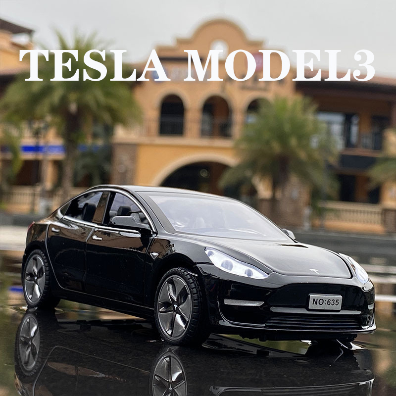 2021 New 1:32 Tesla MODEL X MODEL 3 MODEL S Alloy Car Model Diecasts Toy Vehicles Toy Cars Kid Toys For Children Gifts Boy Toy 1