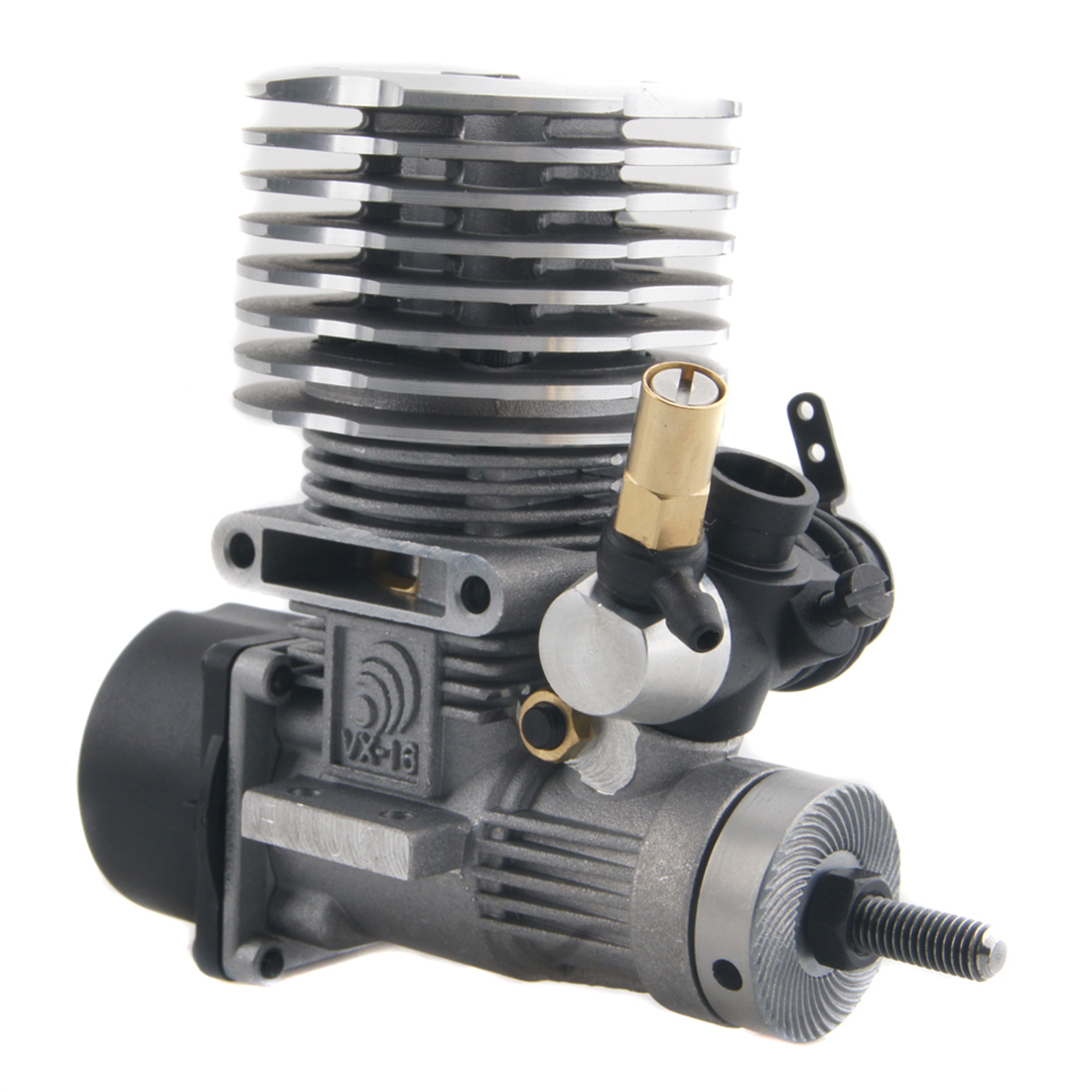 For ZhongYang VX Level 16 Methanol Engine For 1:10 / 1:16 Vehicle Modified Generator Model (Including Fire Head)