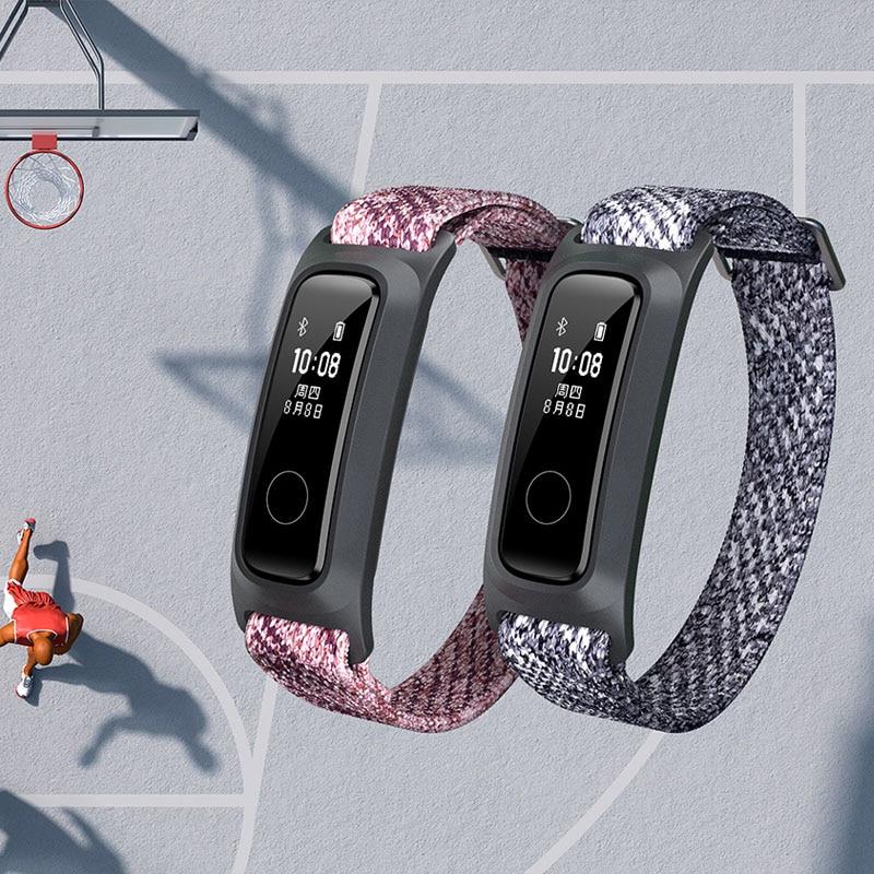 Execução de Dados Chamadas à Prova Huawei Honor Band Esporte Detecta Passo Contagem Distância Calorias Queimadas Ver Mensagens Recebidas Dwaterproof Água 5atm 5