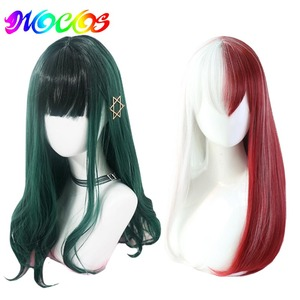 Image 1 - Женский длинный парик DIOCOS Boku no My Hero академия, женский парик для косплея мидория