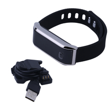in stock Fashionable Bracelet Sleep Fitness Activity Tracker Call Reminder Smart Brand