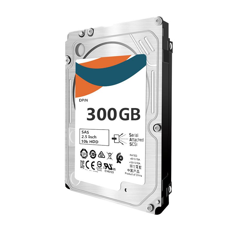 507127-B21 HP 300GB 10K 6G 2.5 SAS DP ENT HDD 507284-001