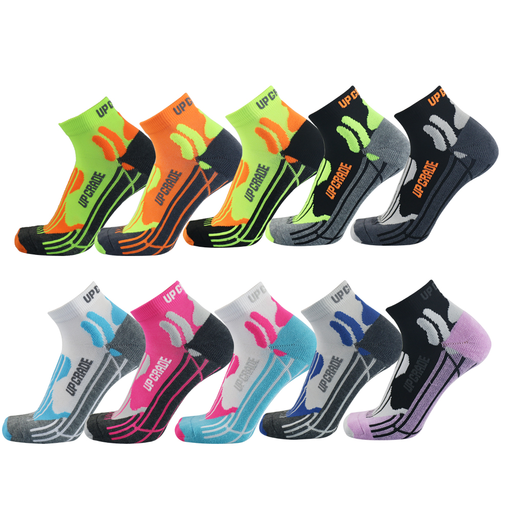 UGUPGRADE Coolmax Running Cotton Compression Socks Outdoor Cycling Breathable Basketball Ski Socks Thermal Socks