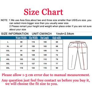 Image 4 - Pantalon Cargo pour hommes, poches 2020, grande taille 5XL, respirant, grande taille, été, droit, Long, collection décontracté