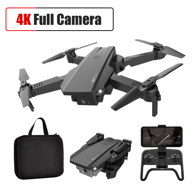 R12 RC Drone 4K with Camera Profesional 15Mins RC Dron Quadrocopter Foldable Drone 200MP 720P for Kids Gift FPV Modular Battery
