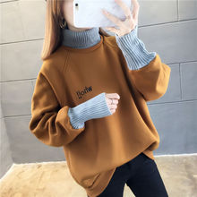 Ladies Autumn Warm Hoodies Winter Hoodie Fall Clothes for Women Japanese Pullover Casual Plus Size Korean 2019 Woman