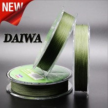 Daiwa Fishing Line X4 150 m  Yards Fluorescent PE Braided Fishing Line 4 Strand