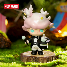 POPMART Dimoo midnight Circus Blind Box Doll Binary Action Figure Birthday Gift Kid Toy free shipping
