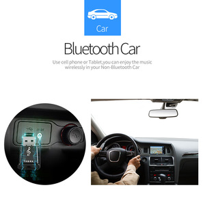 Image 3 - Bluetooth 5.0 Audio Receiver Transmitter 2 In 1 AUX RCA USB 3.5mm Mini Stereo Bluetooth Jack For TV PC Car Kit Wireless Adapter