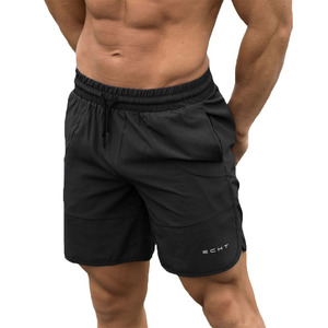 Image 3 - GYMOHYEAH New 2019 Summer Mens Fitness Bodybuilding Breathable Quick Drying Short Gyms Men Casual Joggers Shorts M 2xl Wholesale
